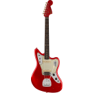 Fender Custom Shop  '63 Jaguar Journeyman Relic, With Rosewood Fingerboard, In Aged Candy Apple Red