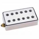 DiMarzio DP100 Super Distortion Humbucker Pickup Nickel Cover