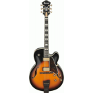 Ibanez AF2000 BS Prestige Electric Guitar W/Case