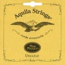 Aquila New Nylgut Low-D Baritone Ukulele String Set