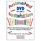 "Boomwhackers ""Animated Boomwhackers Volume 2"" DVD Only"