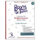 "Boomwhackers ""Boom-a-Tunes Volume 1"" Curriculum Book/CD"