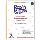 "Boomwhackers ""Boom-a-Tunes Volume 2"" Curriculum Book/CD"