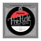 D'Addario CBN-3T Pro-Arte Carbon Classical Guitar Half Set Normal Tension