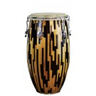 "A Tempo Jaspe Dos Tonos Series 12-1/2"" Tumba in Gloss Finish"