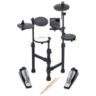 Carlsbro CLUB100P 4 Piece Electronic Drum Kit Package.