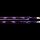 Vater Vcp5A Los Angeles 5A Purple Optic Colour Wrap Wood Tip