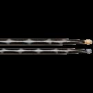 Vater Vcbk5Bn 5B Black Optic Colour Wrap Nylon Tip