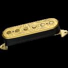 DiMARZIO - DP288F Artist Series UtoPIA Single Coil Pickup: Middle.  Gold