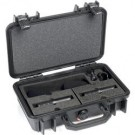 DPA Microphones - d:dicate™ 2011C Stereo Pair with Clips and Windscreens in Peli Case ( DPA ST2011C)