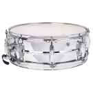 """DXP - DXP1450S 14"""" x 5"""" Steel Snare Drum. Chrome"""