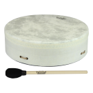 "Remo  E1-0312-00  12"" Buffalo Drum.  Plain finish."