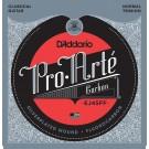 D'Addario EJ45FF ProArte Carbon Classical Guitar Strings Dynacore Basses Normal Tension