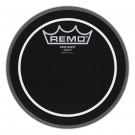 "Remo 6"" Ebony Pinstripe Drumhead"