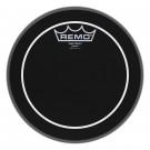 "Remo 8"" Ebony Pinstripe Drumhead"