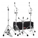 "Gibraltar G5 Series Drum Hardware Gig Pack with 33"" Rolling Bag"