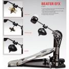 Gibraltar Bass Drum Pedal Beater EFX Attatchment - Pk 1