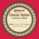 D'Addario J2705  Student Nylon Classical Guitar Single String Normal Tension Fifth String