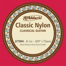 D'Addario J27H01 Student Nylon Classical Guitar Single String Hard Tension First String