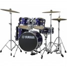 Yamaha Manu Katche Junior Drum Shell Pack in Deep Violet