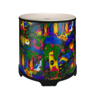 """Remo - KD-5218-01-CST Kids Percussion  18"""" Gathering drum with Comfort Sound Technology pre-tuned drum head."""