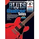 Progressive Blues Guitar Solos Book/Online Audio