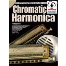 Progressive Chromatic Harmonica Book/Online Audio