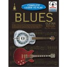 Progressive Complete Learn To Play Blues Guitar Book/Online Audio