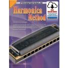 Progressive Harmonica Method Book/Online Video & Audio