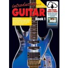 Introducing Guitar Book 1 Book/Online Video & Audio