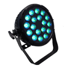Showpro LED PAR Quad-18 Light