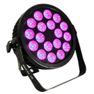 Showpro LED PAR Hex-18 IP65 Light