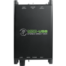Mackie - MDB-USB - Stereo Direct Box