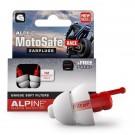 Alpine Ear Plugs - MotoSafe Race with Mini Grip
