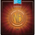 D'Addario NBM1038 Nickel Bronze Mandolin Strings Light 10-38
