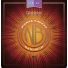 D'Addario NBM11540 Nickel Bronze Mandolin Strings Light 11.5-40