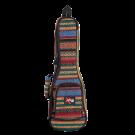 XTREME - OB901 Boho Series Soprano Ukulele Gig Bag Multicoloured