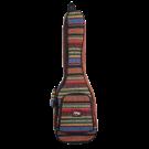 XTREME - OB904 Boho Series Baritone Ukulele Gig Bag Multicoloured