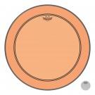 "Remo 22"" Colortone Orange Powerstroke P3 Batter Bass Drumhead"