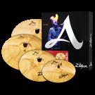 Zildjian - A20579-11 A Custom Cymbal Set