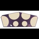 Vic Firth - HHPQL-L Laminate for Quadropad – large