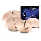 Zildjian - ILHESSP I Essentials Plus Pk (13H, 14C, 18Cr)
