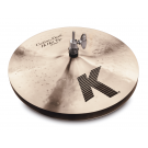 "Zildjian - K0940 13"" K Custom Dark Hihat - Pair"