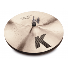 "Zildjian - K0943 14"" K Custom Dark Hihat - Pair"