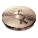 "Zildjian - K0993 14"" K Custom Session Hihats - Pair"