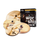 Zildjian - KC0801W Worship Music Pack - K Custom