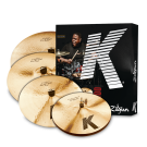 Zildjian - KCD900 K Custom Dark Cymbal Set