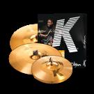 Zildjian - KCH390 K Custom Hybrid Cymbal Set