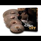 "Zildjian - KCSP4681 Kc Dry Pack (14"", 16"",18"",21"" Sp. Dry)"