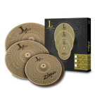 Zildjian LV468  Low Volume Cymbal Set Pack 14/16/18